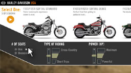 Harley-Davidson screenshot 2
